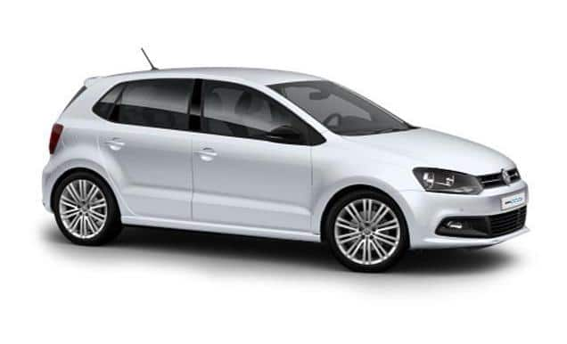 "Volkswagen Polo 1.4 Essence </br> <span style=""color:#B61816"">60 CHF avec 150kms inclus</span>"